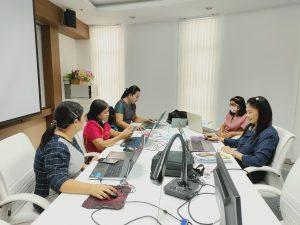 กิจกรรมปฐมนิเทศอาจารย์ใหม่ คณะพยาบาลศาสตร์ มหาวิทยาลัยราชภัฏเพชรบุรี