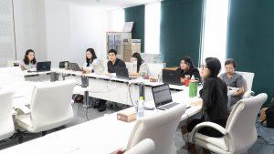 หลักสูตรการแพทย์แผนไทยบัณฑิต คณะพยาบาลศาสตร์และวิทยาการสุขภาพ รับการตรวจประเมินคุณภาพการศึกษาภายใน  ประจำปีการศึกษา 2562  ระดับหลักสูตร ในรูปแบบออนไลน์