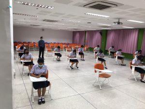 กิจกรรมการสอบคัดเลือกเข้าศึกษาต่อ ระดับปริญญาตรีภาคปกติ ประจำปีการศึกษา 2564 คณะพยาบาลศาสตร์ มหาวิทยาลัยราชภัฏเพชรบุรี