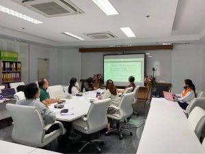 กิจกรรมพิจารณาทุนการศึกษาโครงการทุนอุดมศึกษาเพื่อพัฒนาจังหวัดชายแดนภาคใต้ ระยะที่ 3 ปีการศึกษา 2563