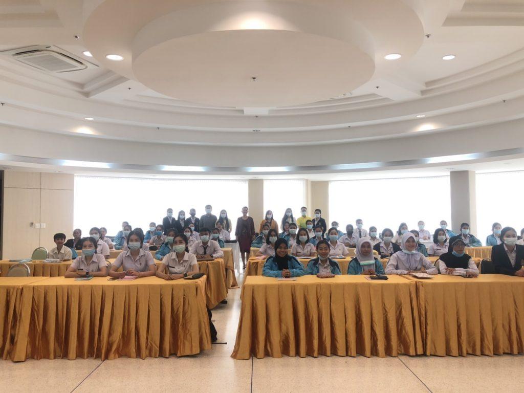 โครงการฟื้นฟูองค์ความรู้และเตรียมความพร้อมนักศึกษาและศิษย์เก่า สู่การเป็นผู้ประกอบการวิชาชีพการสาธารณสุขชุมชน วันที่ 15-19 มีนาคม 2564
