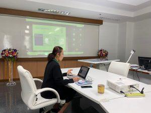 กิจกรรมการแลกเปลี่ยนเรียนรู้ เล่าสู่กันฟัง การใช้ Body Interact และการสอนในรูปแบบ Simulation
